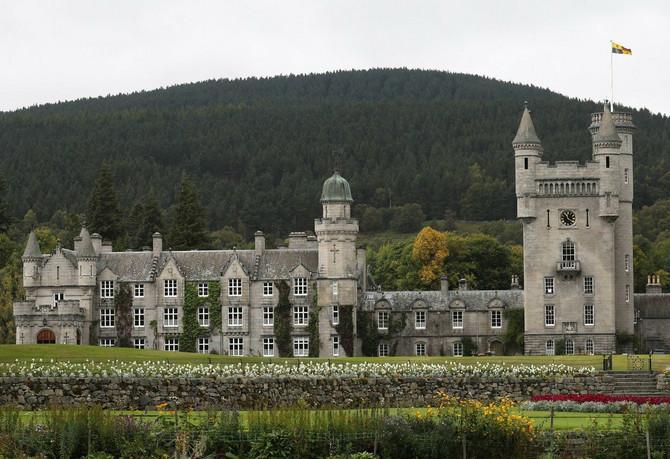 Balmoral zamak