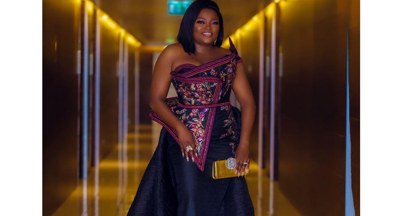 AMVCA7: Celebrities that proved black was the colour for the night