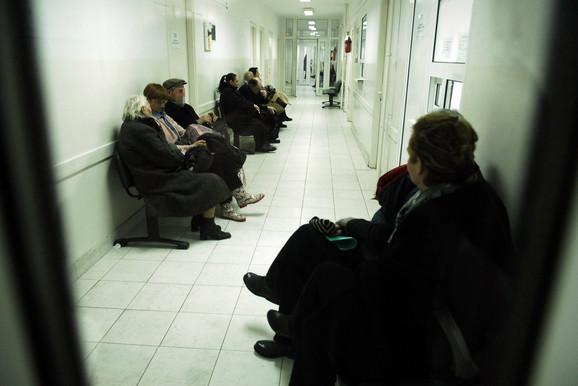 Čekaonice u domovima zdravlja sve više liče na sabirne centre