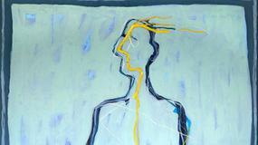 Artur Majka i jego sztuka człowieczeństwa na wystawie w galerii Roi Dore