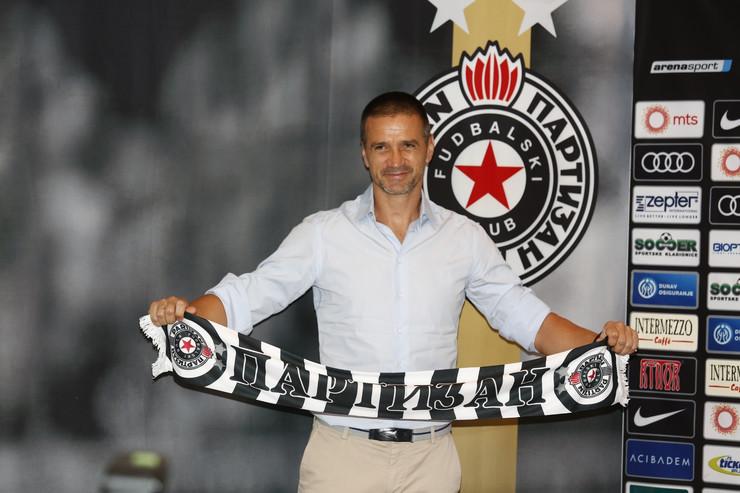 FK Partizan, Zoran Mirković