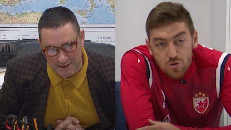 Milan Pavkov i Đorđe Čvarkov