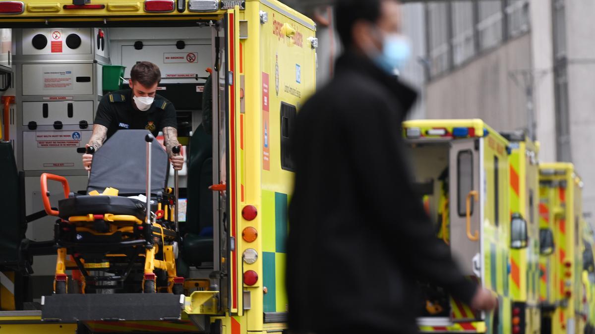 """Aggasztó kutatás a """"hosszú Covidról"""" és a kórházból hazaengedett brit betegekről"""