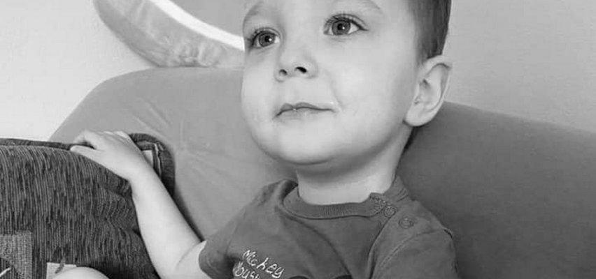 3-letni Filip przegrał walkę z chorobą. Wzruszające pożegnanie rodziców