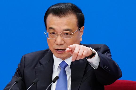 Premijer Kine Li Kećijang posetiće Brisel sledećeg meseca