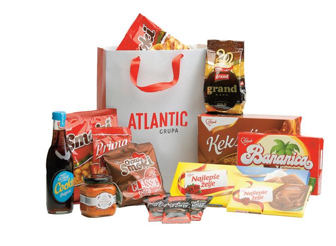 Atlantic slatkiši i grickalice na dar
