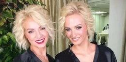Seksowne bliźniaczki? Nie, to matki i ich dorosłe córki. Która jest która?
