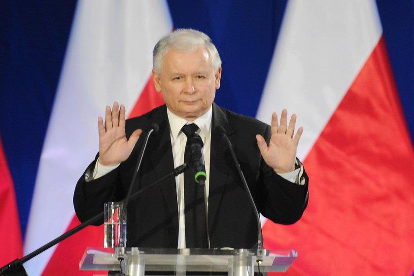 Jarosław Kaczyński: prezydent nic nie znaczy