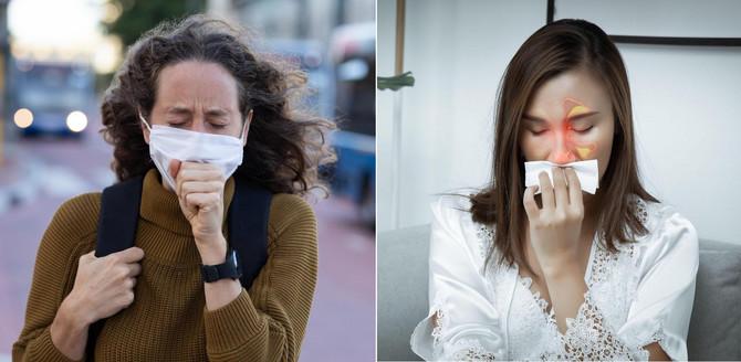 Infekcija sinusa i korona