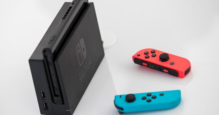 Nintendo Switch pomaga firmie wyjść na prostą. Kurs akcji na giełdzie rośnie od kilku miesięcy