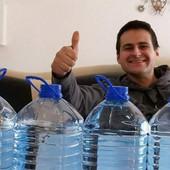 FENOMEN IZ FOJNICE Marin dnevno popije i do 20 litara vode