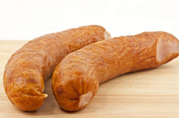 Polska żywność - kiełbasa.