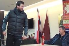SKANDAL U KRUŠEVCU Lalatović potpuno izgubio živce, pogledajte KAKO JE URLAO posle meča Napredak - Radnički /VIDEO/