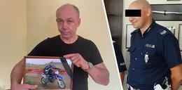 Skandal! Sąd przywrócił do pracy policjanta oskarżonego o spowodowanie śmierci