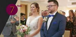 Dwa lata temu przed kamerami poślubiła obcego mężczyznę. Agnieszka wspomina co czuła w dniu ceremonii