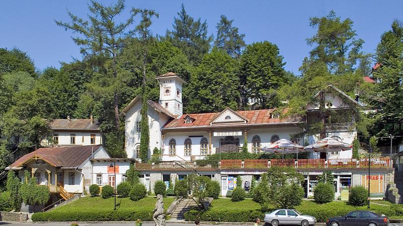 Szczawnica, muzeum im. Szalaya
