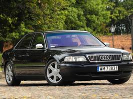 Audi A8 D2 - wciąż nie na każdą kieszeń