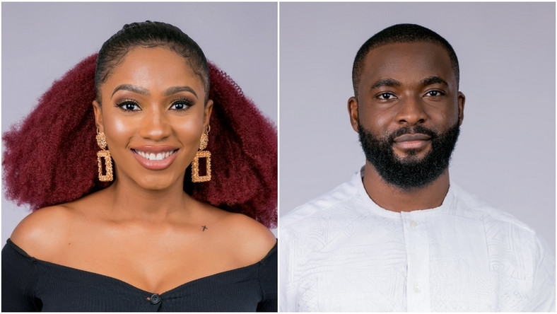 It looks for we might have found our first lovebirds in the Big Brother house and we are talking about the sexy video vixen, Mercy and the fashion enterpernuer Gedoni [bbnaija]