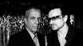 Leonard Cohen - kadry z filmów