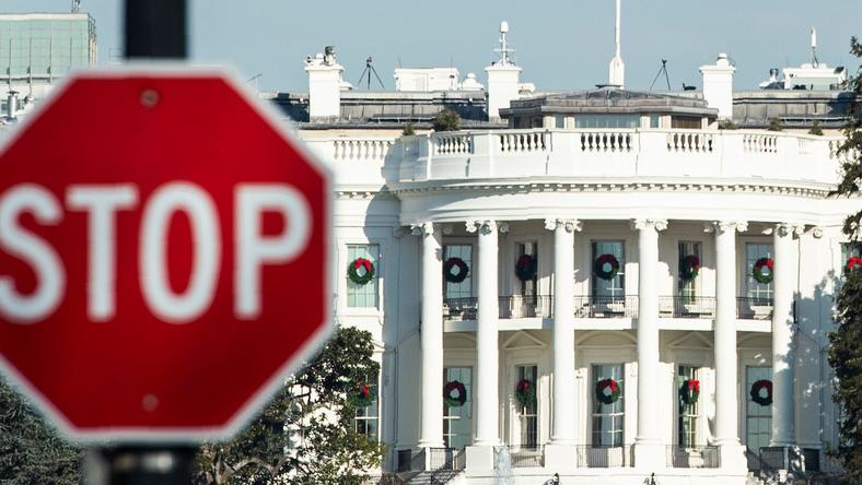 government shutdown white house