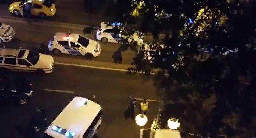 Zamach w Budapeszcie