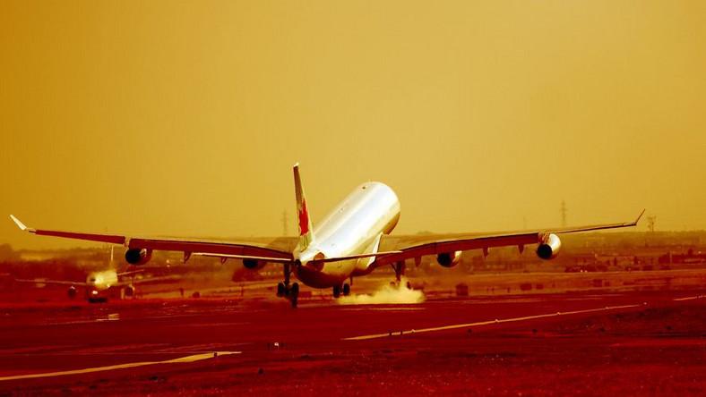 Lotnicza torba, czyli pomysł na zabezpieczenie samolotu przed bombą