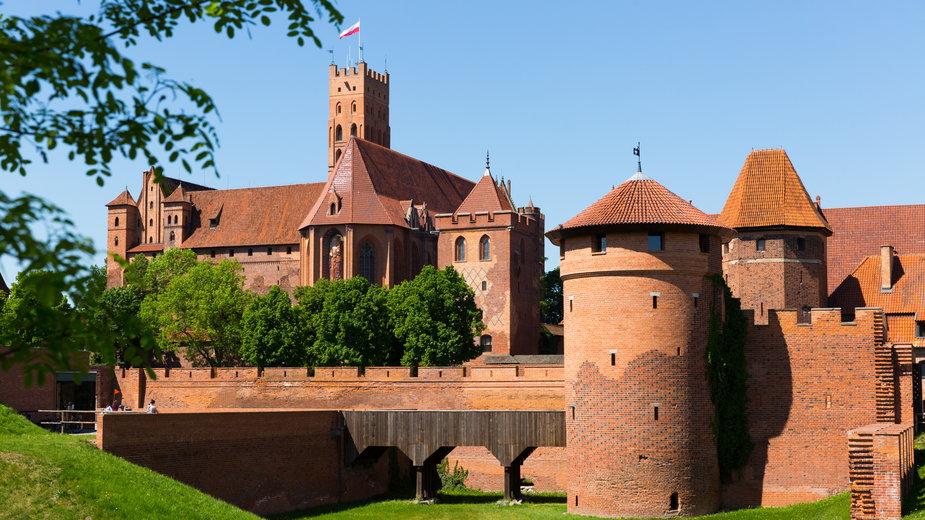 Zamek w Malborku - JackF/stock.adobe.com