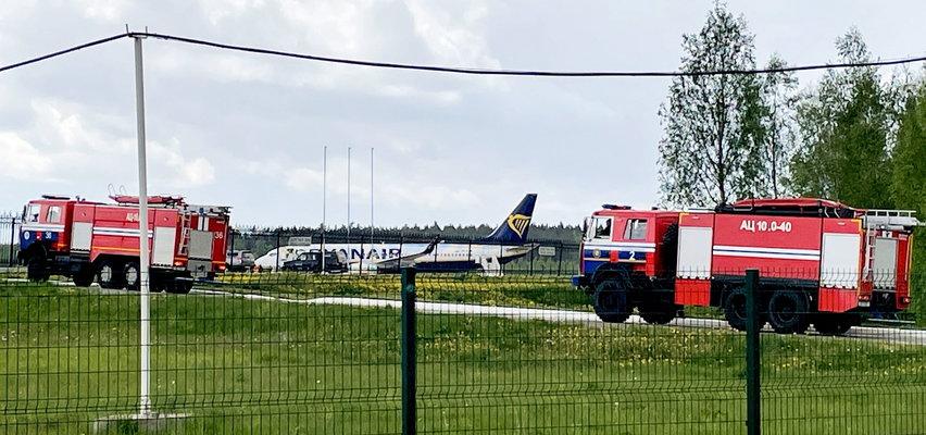 Samolot z Aten zmuszony do lądowania w Mińsku. Jest komentarz premiera Mateusza Morawieckiego