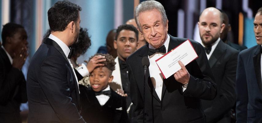 Największe wpadki w dziejach Oscarów