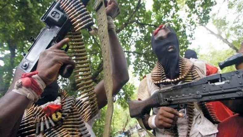 Image result for images of gunmen in Benue State