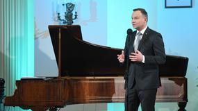 Prezydent: Chopin wielkim polskim patriotą i twórcą polskiej niepodległości