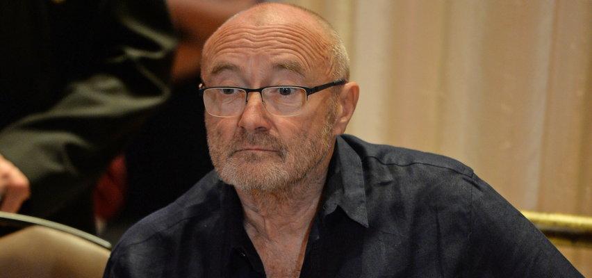 Phil Collins szczerze o pogarszającym się zdrowiu. Lider Genesis nie zagra już na perkusji: mam pewne fizyczne ograniczenia