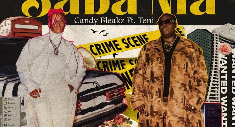 Teni and Candy Bleakz queen their way to 'Baba Nla.' (Chocolate City)