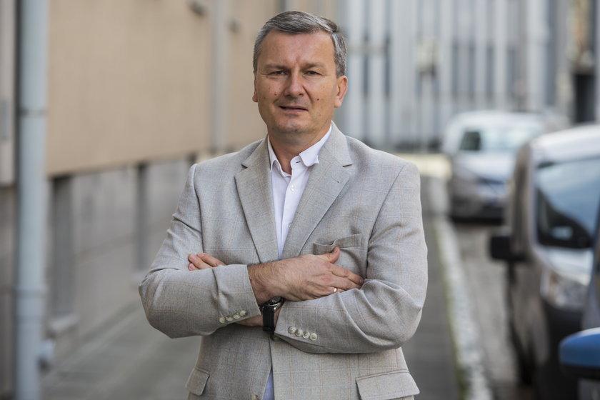 Radny Zbyszko Górny