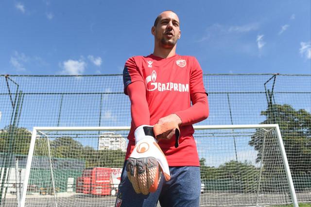 Milan Borjan, golman FK Crvena zvezda