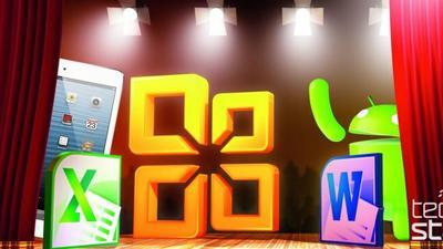 Microsoft bringt Office für iPad, Smartphone-Version gratis