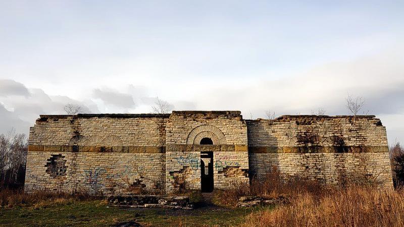 Wałbrzych - Totenburg