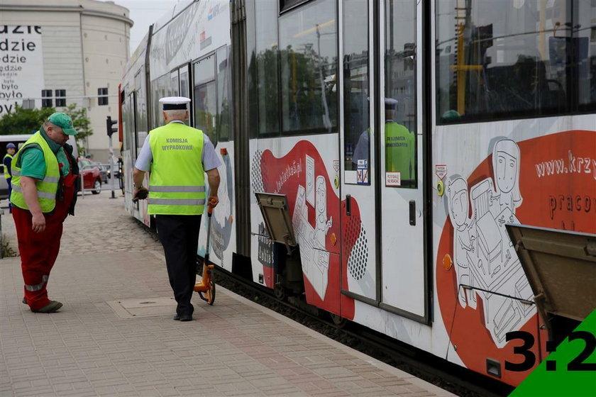 Zderzenie tramwajów we Wrocławiu