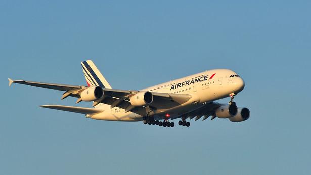Airbus A380 linii Air France