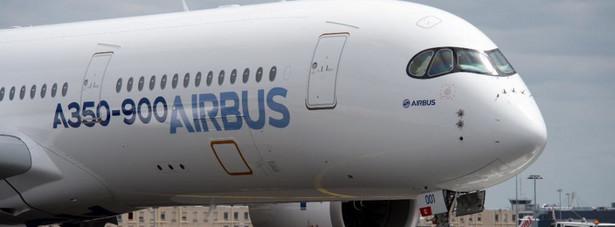 Airbus A350 XWB Źródło: Airbus.com