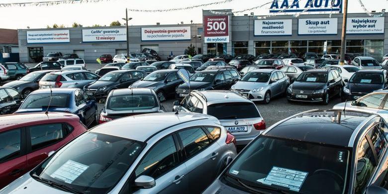 Auta używane: AAA Auto rozwija sieć i daje gwarancję