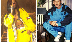 Aaliyah, Will Smith typified the 90s [pinterest]