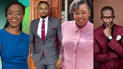 Diamond, Betty, Wanyama & Njugush named among 100 Most Influential Young Africans (Full List)