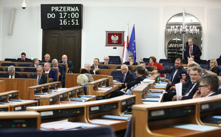 Senat poparł ustawę o Służbie Ochrony Państwa