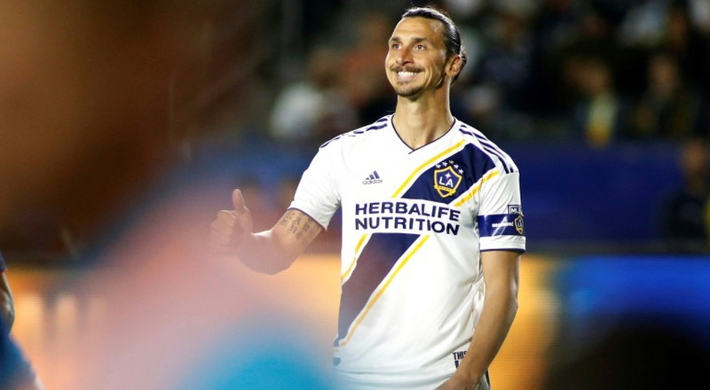 'Go back to baseball' - Ibrahimovic confirms Galaxy exit