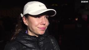 Joanna Jóźwik: poprawiłam rekord Polski i wymiotowałam
