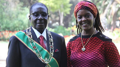 "Grace Mugabe summoned to appear before court for ""improperly"" burying late Robert Mugabe"