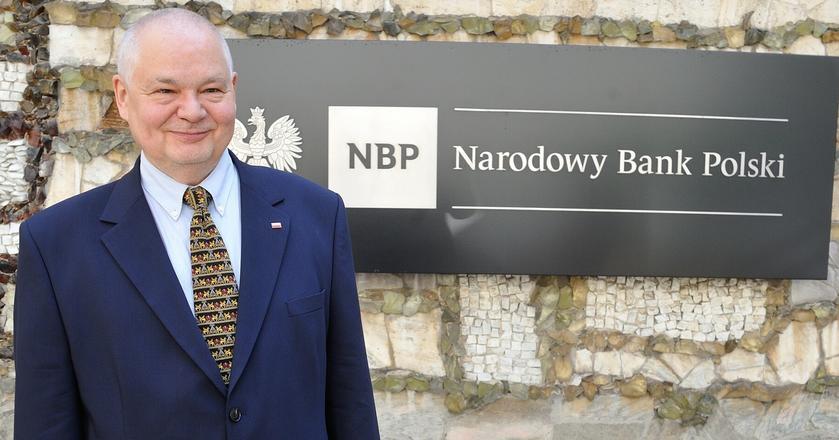 Na zdjęciu: prof. Adam Glapiński, prezes Narodowego Banku Polskiego