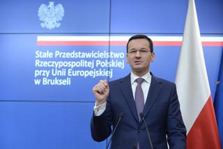 Morawiecki: Wydaje mi się, że Timmermans coraz lepiej nas rozumie
