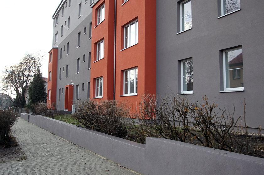 Blok przy ul. Oświęcimskiej w Bytomiu
